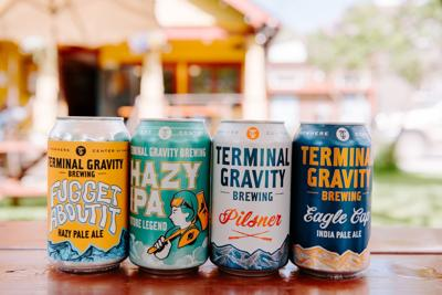 Terminal Gravity Cans
