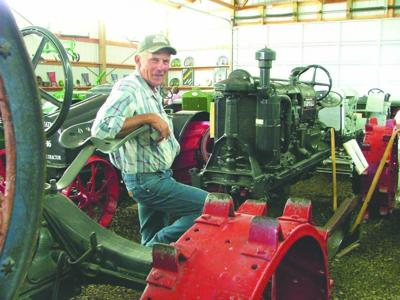 Sunrise Iron opens doors to antique tractor show Aug. 4 on Alder Slope