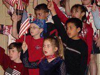 Joseph elementary presents timely patriotic program