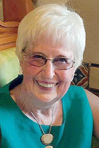 Joyce (Keeler) Barth April 2, 1935 to Oct. 23, 2015