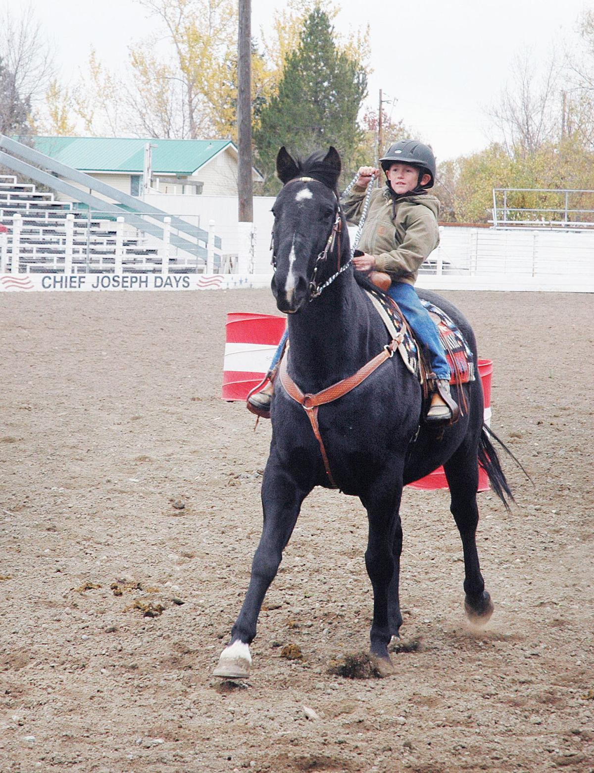 Young riders line up for second annual Play Day