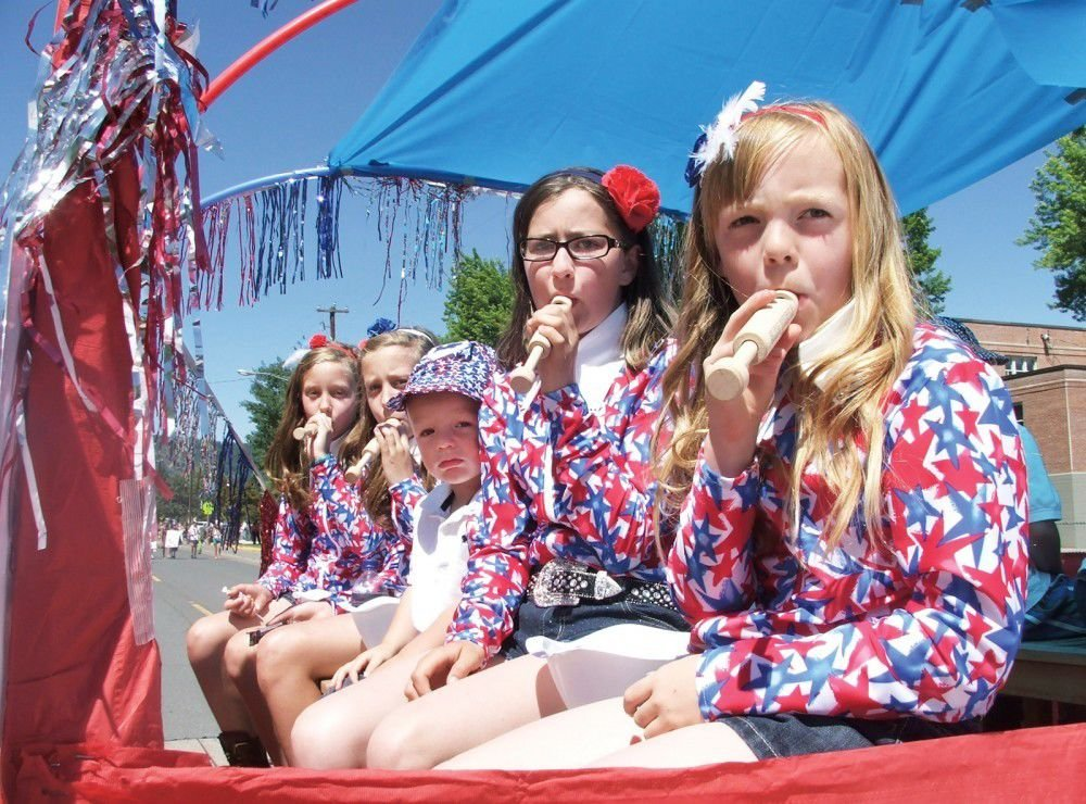 Fourth of July  celebrated  in style