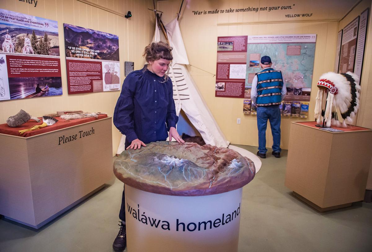Wallowa Band Nez Perce Interpretive Center