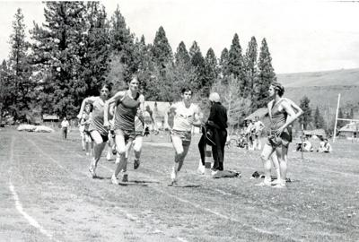 Wallowa Track Meet