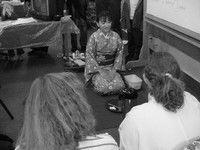 Japanese tea ceremony explained in Enterprise