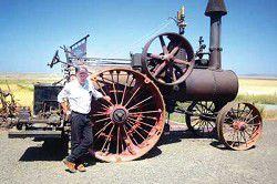 Events: Sunrise Iron Antique Tractor Show