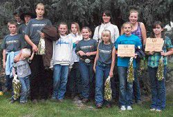 County 4-Hers rank high at U of I judging contest
