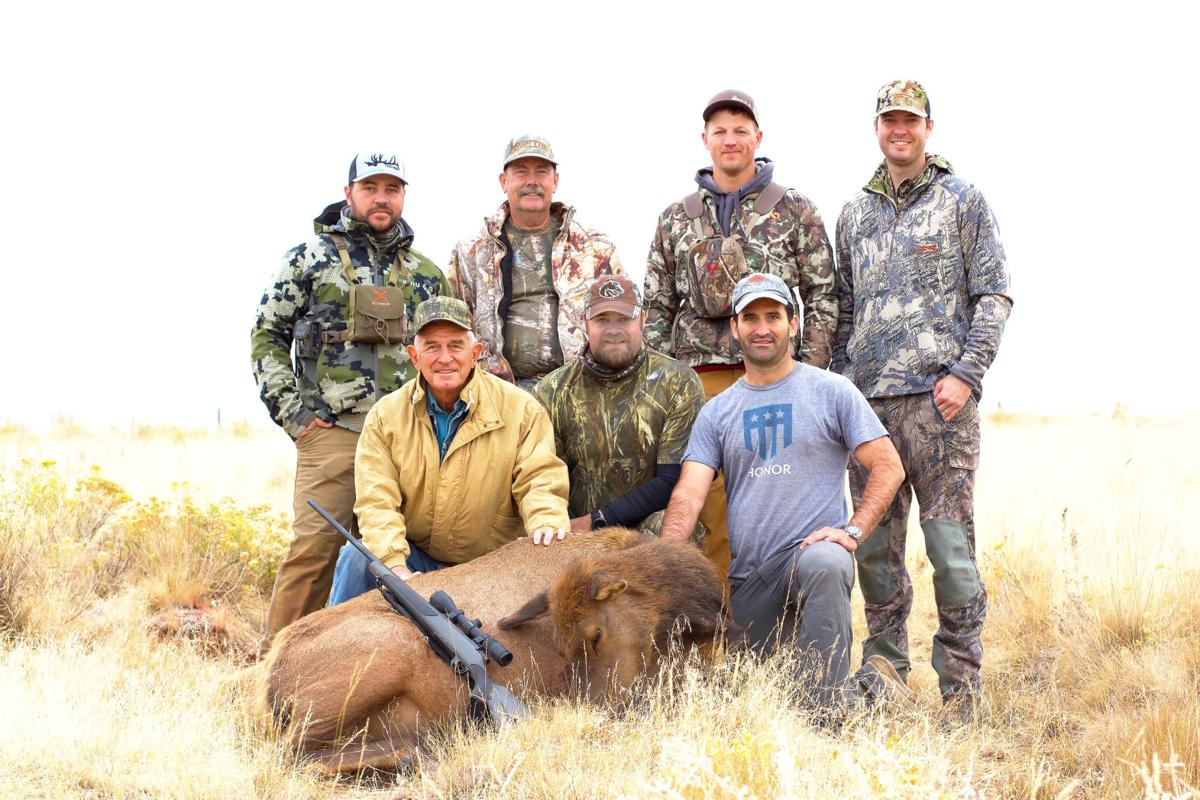 Divide Camp hunt honors ex- Navy SEAL, Benghazi victim