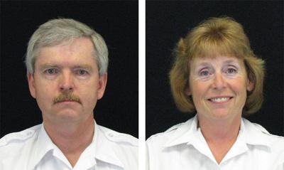 Hospital emergency staff members honored