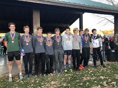 2019 boys X-Country District meet