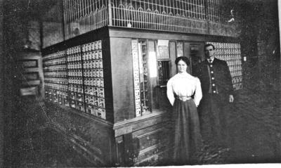 Wallowa Post office