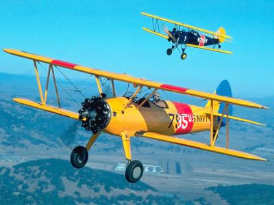 Antique Airplanes to land in Joseph