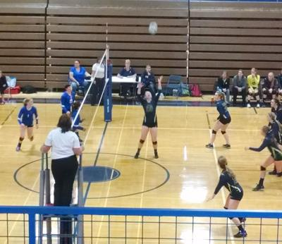 E-Gals lose in a squeaker at District