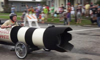 Bowlby Bash Derby rolls once again