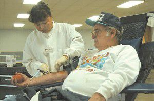 County residents give generously