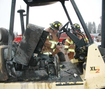 Disaster averted in Wallowa fire