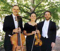 Columbia Trio to open EOU faculty recital series