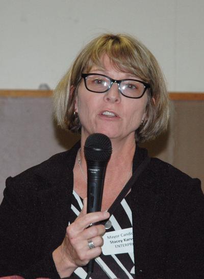 Karvoski for mayor