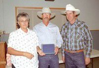 Stockgrowers honor Max and Jeanie Mallory
