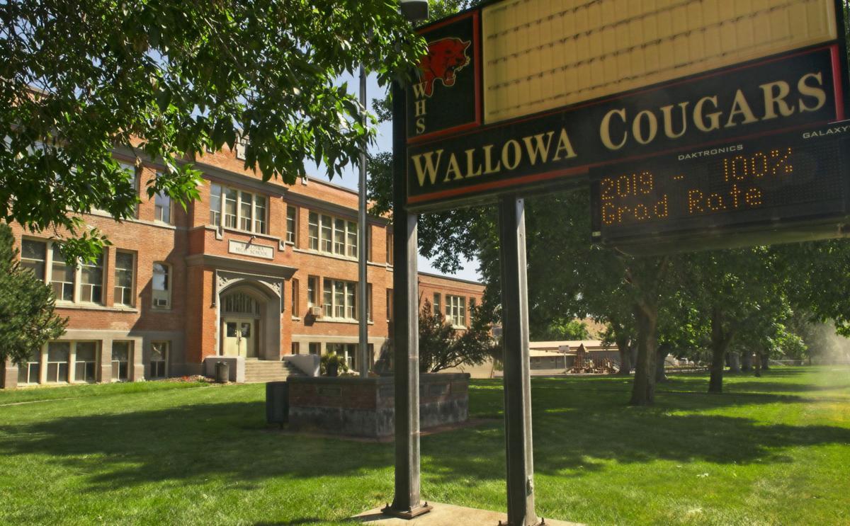 Wallowa High School