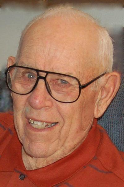 Wlliam DeGrofft Jr. Aug. 2, 1923 – May 11, 2015