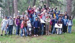 Joseph students learn about Wallowa County outdoors in OWL program