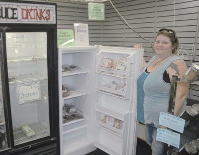 Pocatello farmers' market vendors partner in mall store