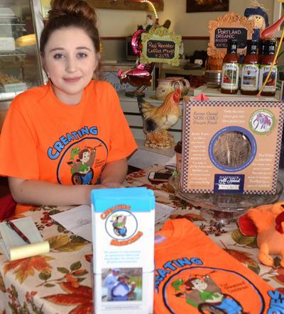 Eugene teen hosts Creating Memories pie fundraiser