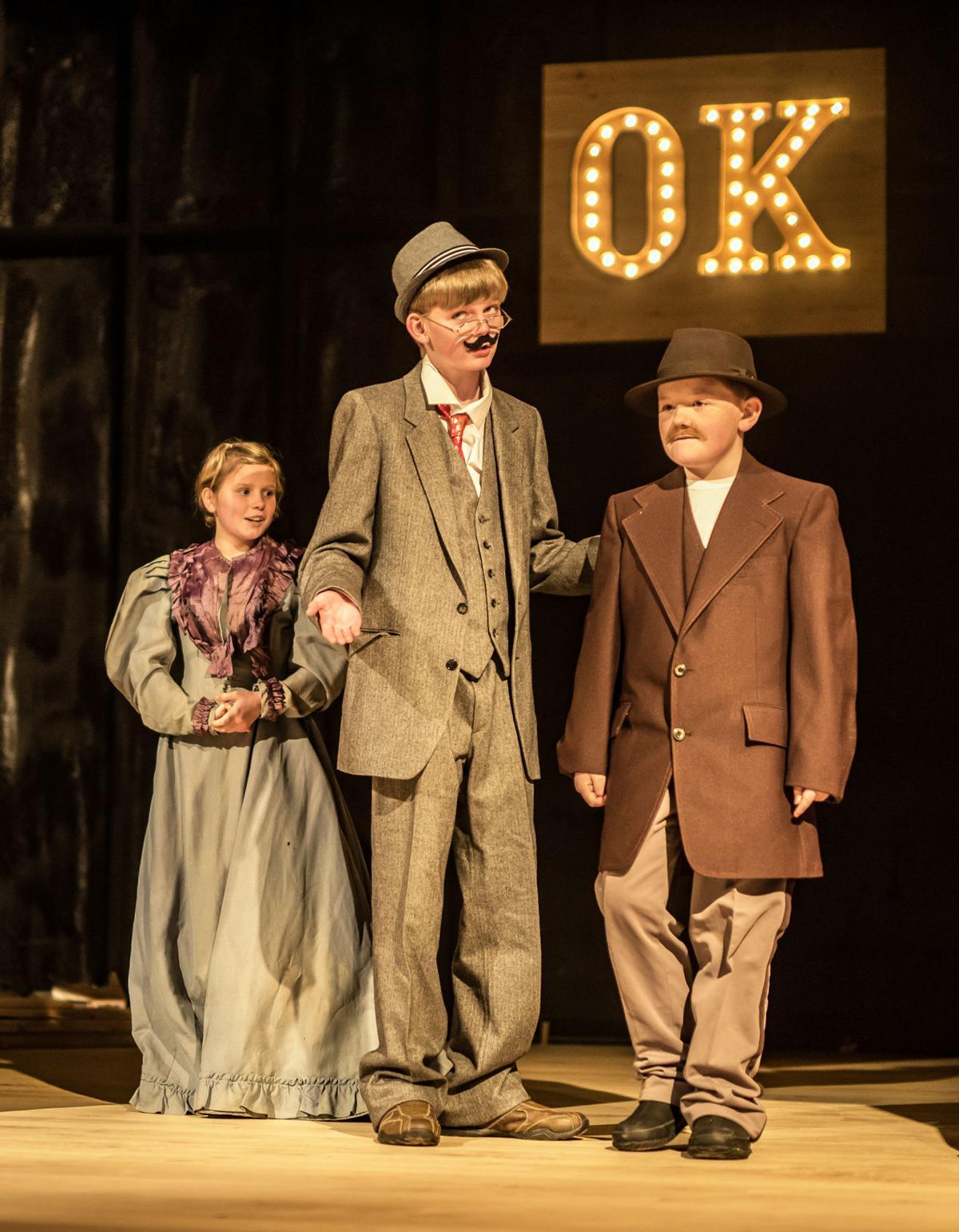 Fischer's students honor OK Theater's centennial anniversary #3