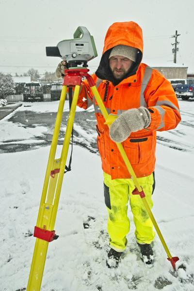Curb ramp survey