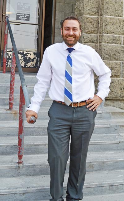 Jared Boyd: attorney of many stripes