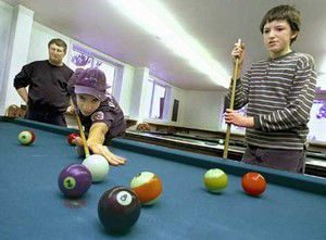 Youth center opens its doors
