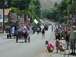 Events: Old Fashioned 4th of July