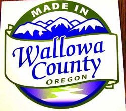Wallowa County gets branded