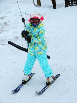 Skiers relish most wonderful time of year