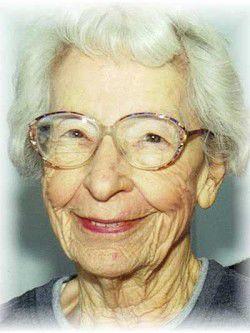 Obituaries: Ethel Scott Burgett