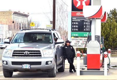gas station in Enterprise