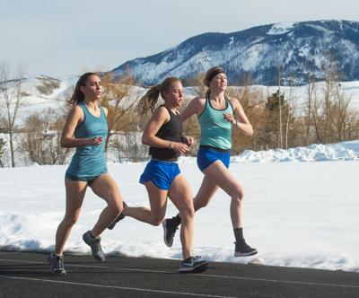Joseph Girls Track