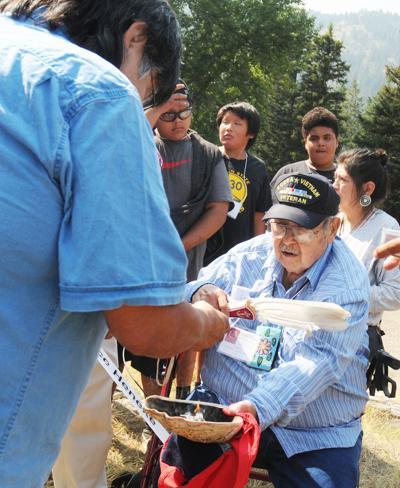 Land returned to Nez Perce