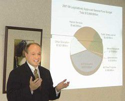Smith sees state tax hike near