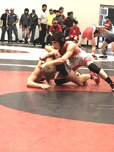 Evans subdues opponents