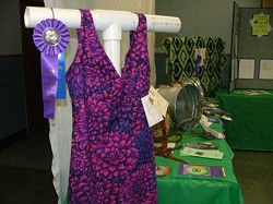 Wallowa County Fair ribbons awarded to 4-H members