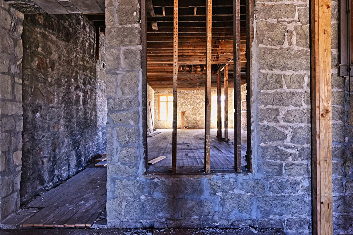 Bowlby Building interior 1D