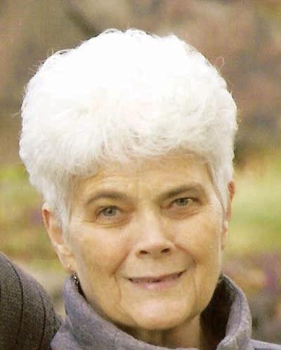 Obituary: Sandra Nuxall