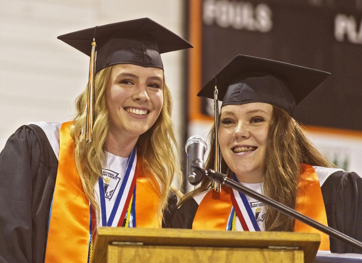 Wallowa High Grads Valedictorians