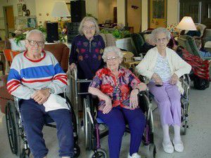 Board backs nursing home despite monetary losses