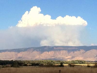 Prescribe burn near Lostine declared wildfire
