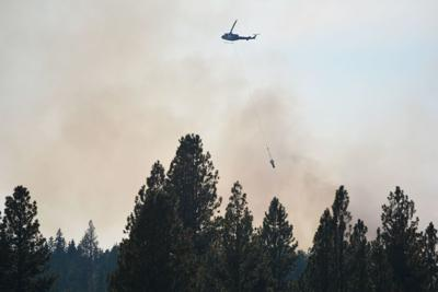 Quick response holds Hancock fire at 11 acres