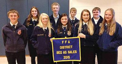 ae7d35258c86 Enterprise FFA Greenhands win at ag sales event | Business | wallowa.com