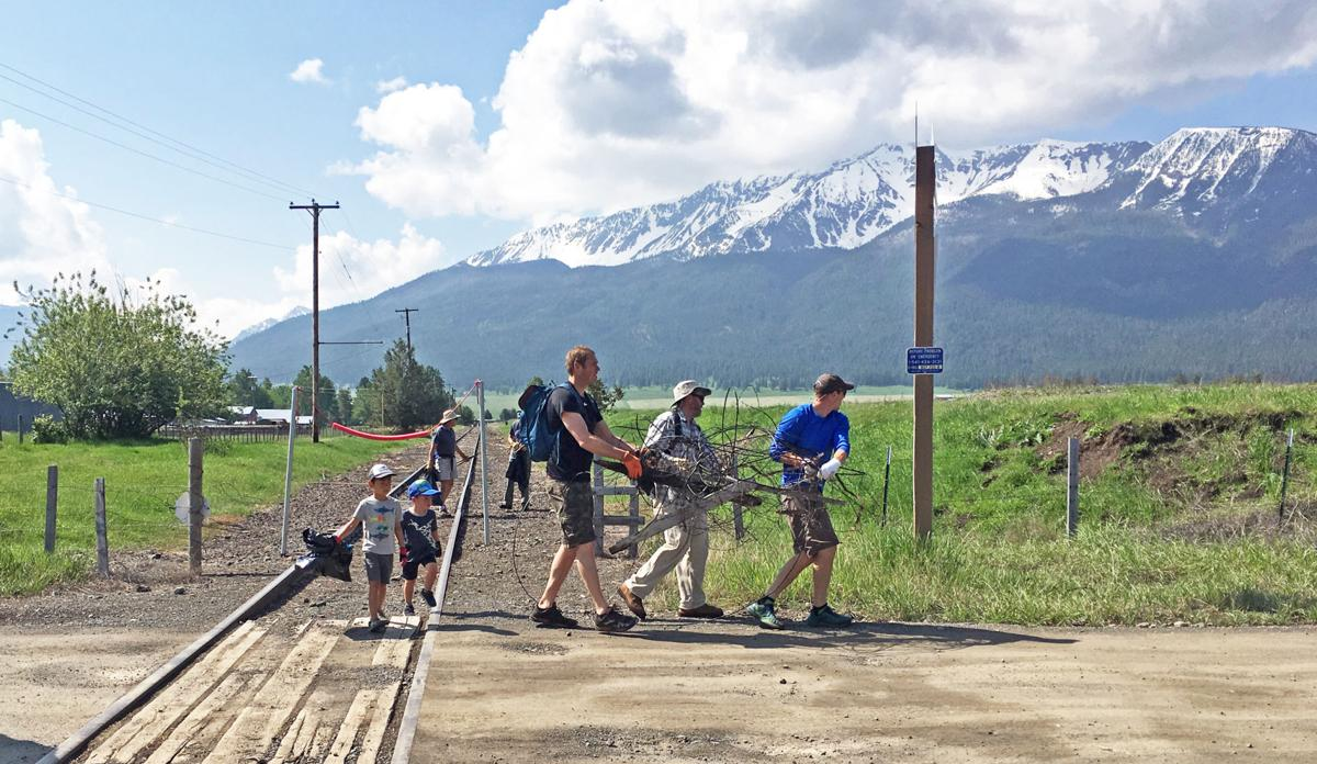 Rails with Trails cleanup